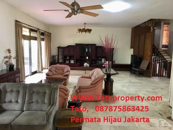 Jual Rumah Permata Hijau di SCBD Sudirman Tatoproperty 087875863425