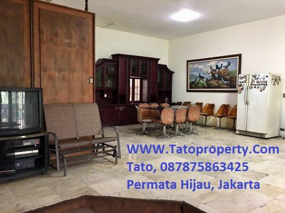 Jual Rumah Permata Hijau di  Sudirman Tatoproperty 087875863425