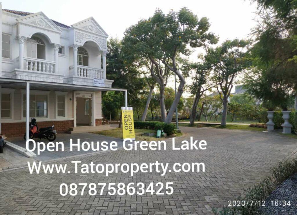 Open House Green Lake Eropa no 98 View Danau murah 087875863425