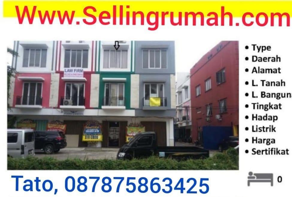 Rukodijual Kalideres Jakarta Barat Puri Gardena Tato 087875863425