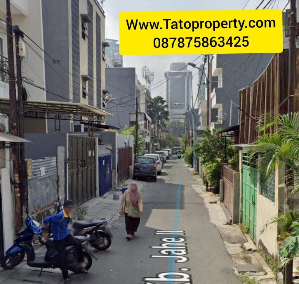 Dijual Kebon Jahe 2 Rumah Shm Gambir Tato 087875863425