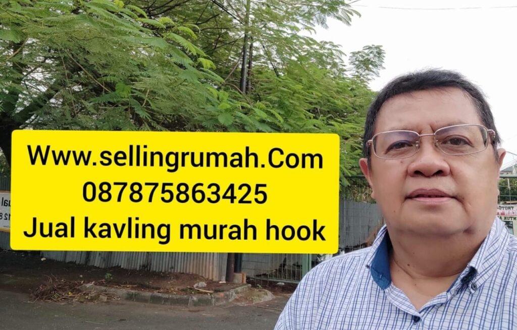 Kavling Hook Citra Garden Dijual 11 jt Kalideres Jkt Tato 087875863425