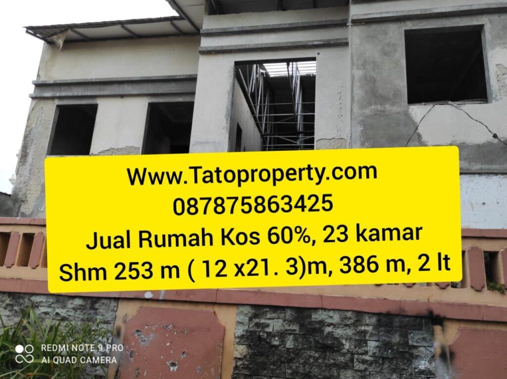 Jual Rumah Kos Dekat OT Rawa buaya Tato Tatoproperty 087875863425