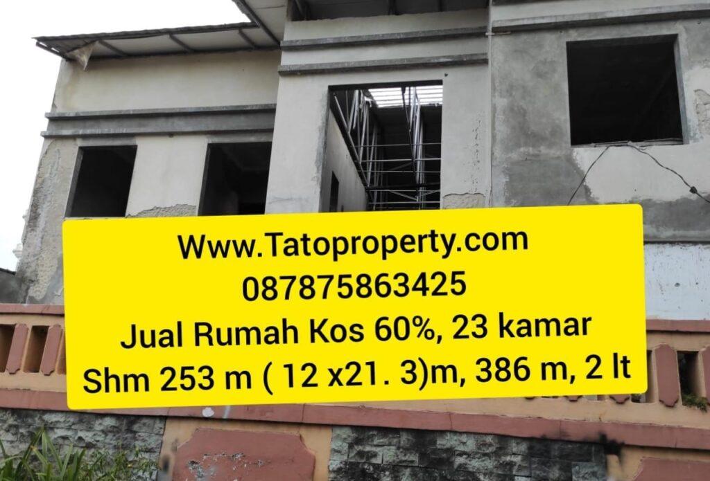 Dijual Rumah Kos Dekat OT Rawa buaya Tato Tatoproperty 087875863425