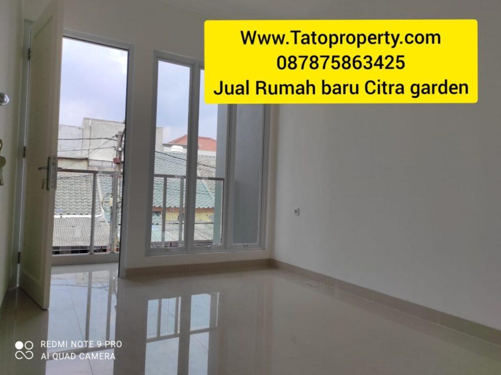 Jual Rumah Baru Citra Garden Shm bisa Kpr Tatoproperty 087875863425