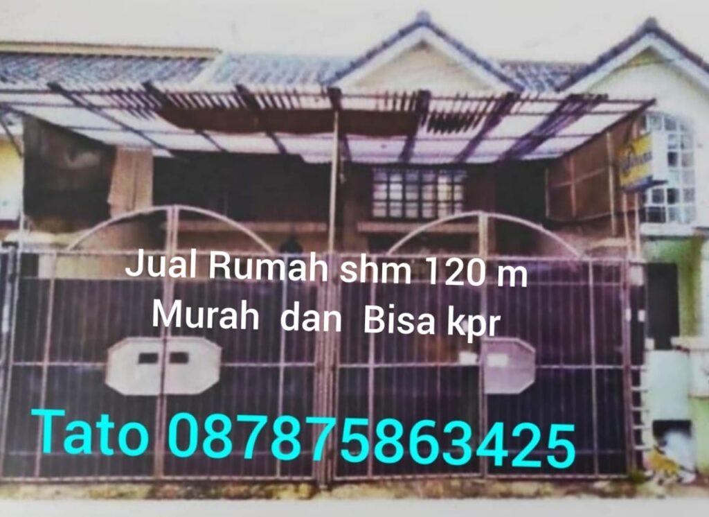 Jual Citra Garden Hitung Tanah 120 m Tato Tatoproperty 087875863425