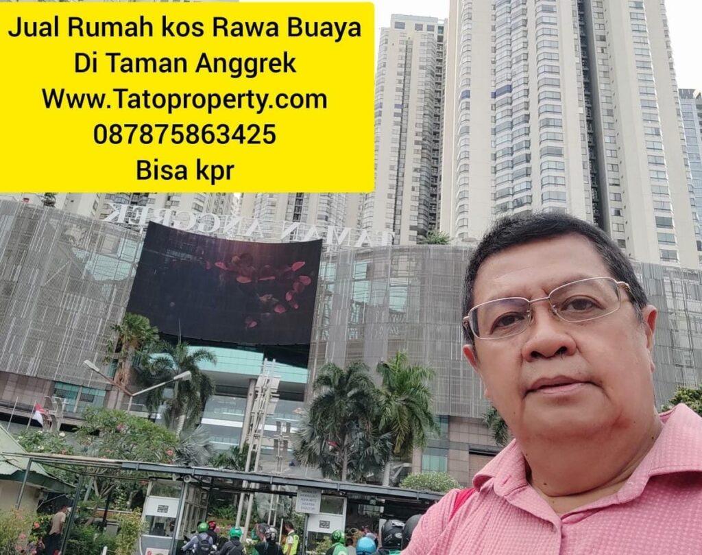 Jual Rumah Kos Kpr bisa 253 m 2 lantai 23 kamar Tato 087875863425