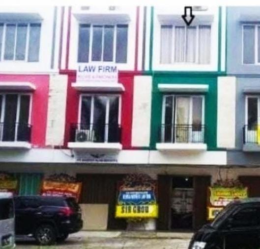 Tato RWCG Jual Ruko Puri Gardena Kalideres Jakarta Barat